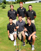 Sergeant Bluff-Luton Boy's Golf at East