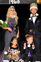 Dakota Valley Homecoming Queen, King, Court and Class Skits