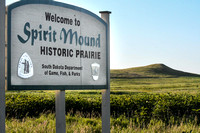 SPIRIT MOUND, very near Vermillion, SD