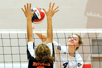 Sergeant Bluff-Luton vs Heelan Conference Tourney Volleyball
