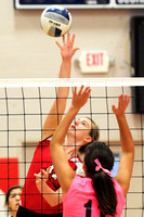 South Sioux City Volleyball vs North