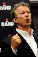 Rand Paul at Morningside, 2015 (FREE images from this event contact me)