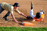 Bishop Heelan Baseball at Sergeant Bluff-Luton