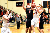 Sergeant Bluff Boy's Basketball at East