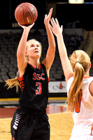 CNOS South Sioux City Girl's Basketball vs East