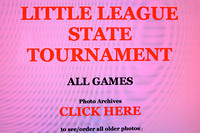 Iowa State LL Juniors and Seniors games