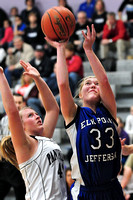Elk Point Girl Huskies at Dakota Valley Panthers