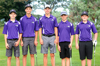 Dakota Valley Boy's Golf Invite