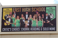 All State and SPEECH NIGHT 2014 at East HS