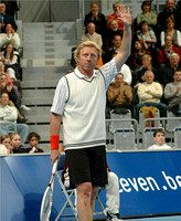 Boris Becker vs Ivan Lendl (2005)