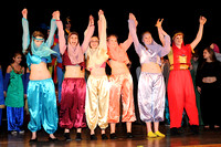 """Aladdin Jr."" performed by students at East Middle School"
