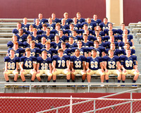 Sioux City Football Media Day - Team and Individual photos