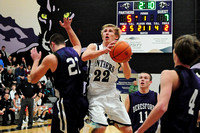 District Class A - Beresford Watchdogs vs Dakota Valley Panthers