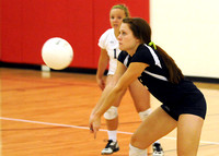 Bishop Heelan HS Volleyball vs South Sioux City