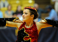 Bishop Heelan HS Dance Team (BCU Performance)