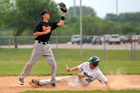 Sergeant Bluff-Luton Baseball at West