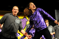 #1 East Invite Show Choirs T-Center, Washington HS, Audubon HS