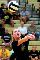 Hinton Volleyball at East