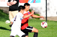 East Boy's Soccer hosts Abraham Lincoln