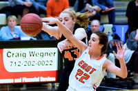 Sergeant Bluff-L Girls Basketball at East