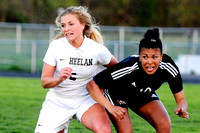 Thomas Jefferson Girl's Soccer at Heelan