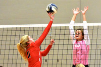South Sioux City Volleyball vs Le Mars